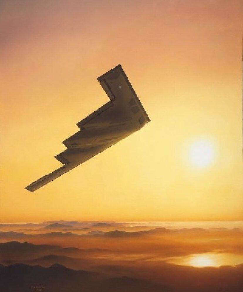 ノースロップグラマンB-2スピリット