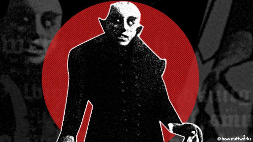 吸血鬼の伝承における「ノスフェラトゥ」の不当表示