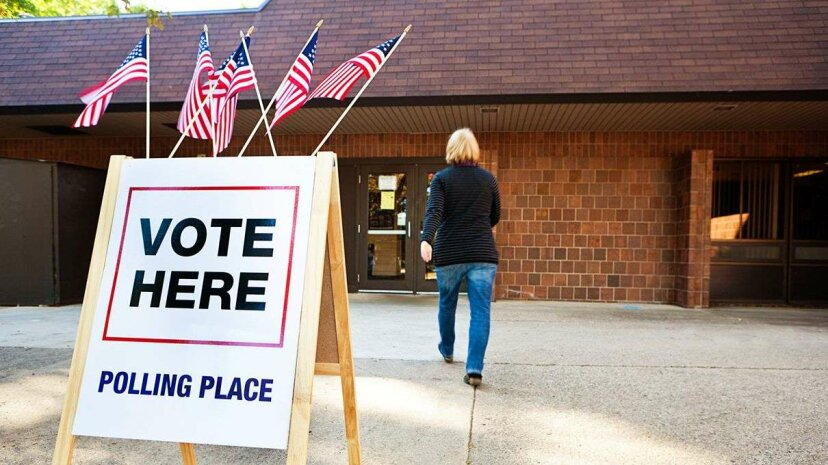 Why isn't Election Day a national holiday in the United States? What other options are there? yinyang/Getty Images