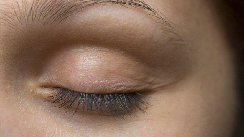 Blinking happens often, but it usually goes unnoticed. moodboard/Thinkstock