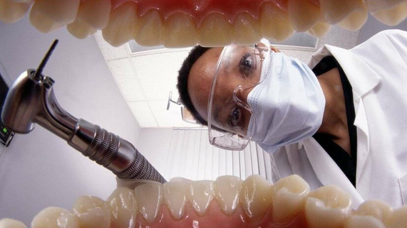 A new synthetic biomaterial could prompt healthy cells to regenerate bony parts of the tooth  and shake up the way dentists practice. Donald E. Carroll/Getty Images