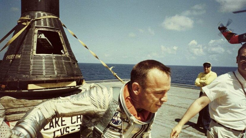 5 Dinge, die Sie über Alan Shepard nicht wussten
