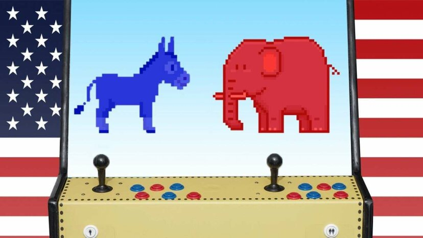Why aren't video games a bigger part of political campaigns? klikk/jacklooser/sararoom/thinkstock