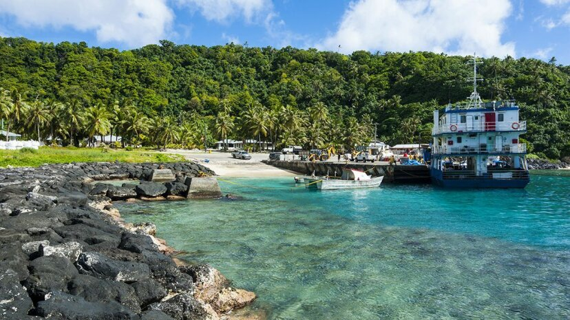 Thanks, Elon! Tiny Samoan Island Is Going Totally Solar Carousel image: Danita Delimont/Getty Images Video: SolarCity YouTube video