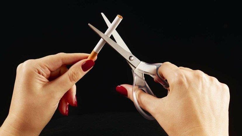 喫煙をやめる。限目。