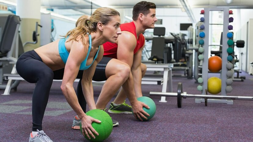 Your fitness goals can seem a lot more attainable if you take deliberate steps to simplify the process. Wavebreakmedia Ltd/Wavebreak Media/Thinkstock