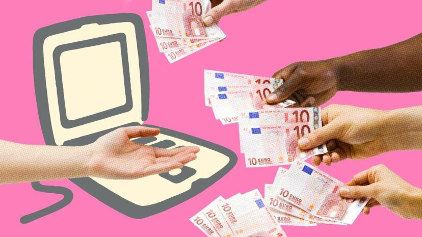 Crooks have found all kinds of ways to launder money with crowdfunding scams. CSA-Archive/JoosMind/GettyImages  (c) 2015 HowStuffWorks
