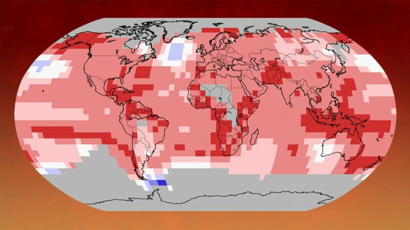 NASA's Analysis of 2016 Global Temperature NASA Goddard