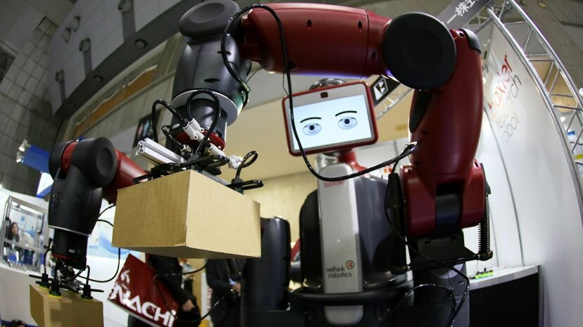 Watch This Robot Correct Its Mistakes Through Brain Waves Video: MITCSAIL ; Carousel image: Yamaguchi Haruyoshi/Corbis via Getty Images