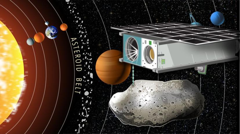 宇宙時代のゴールドラッシュ?2018年までに小惑星を採掘する可能性があります