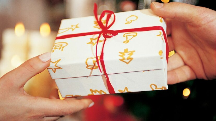 Warum ist es so schwer, ein tolles Geschenk zu machen?