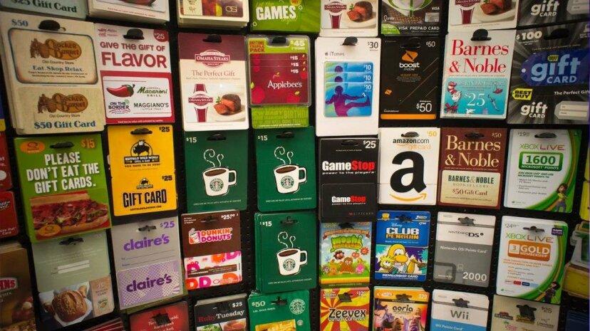 La vida secreta de la industria de las tarjetas de regalo