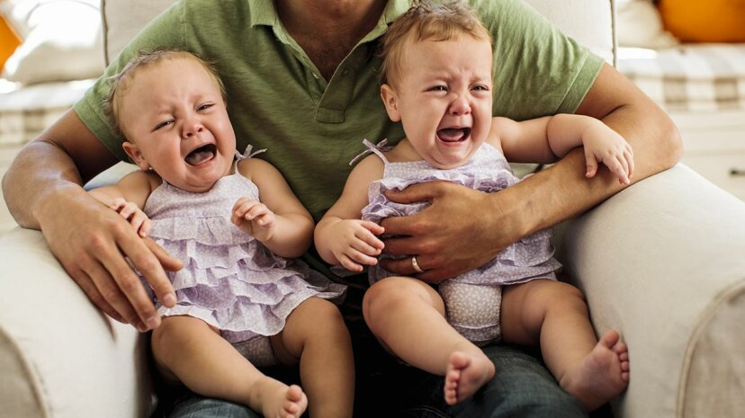 It turns out that how much babies cry differs from country to country. Stephanie Rausser/The Image Bank/Getty Images