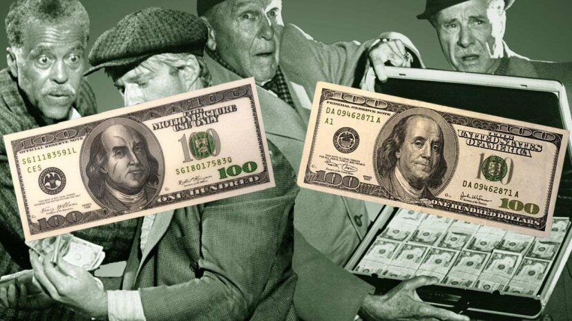 Dolla Dolla Bills Y'all:偽の映画のお金の本当のビジネス