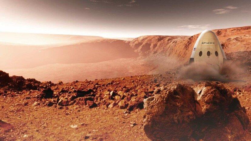Elon Musk möchte, dass Sie für nur 200.000 US-Dollar zum Mars fliegen