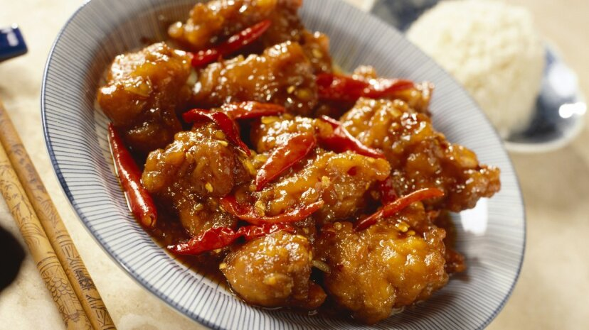 Feel like a helping of that sweet-spicy dish named after a famous Chinese general? Paul Poplis/Getty Images