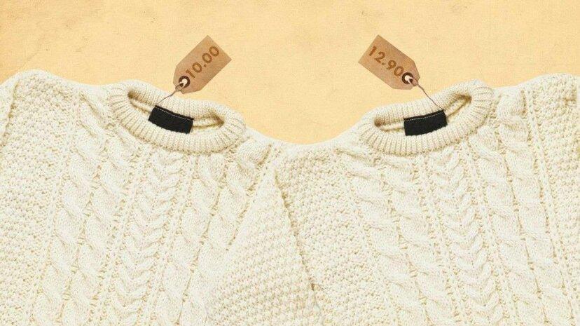 Te daré $ 12.90 por ese suéter, o cómo las ofertas precisas pueden dar sus frutos