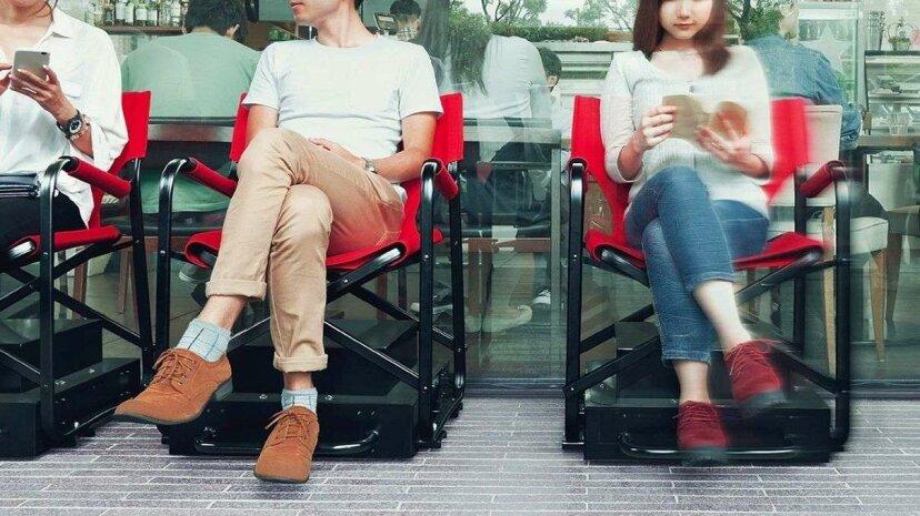 日産の新しい自動運転チェアは、ナマケモノの黄金時代の到来を告げるでしょうか?
