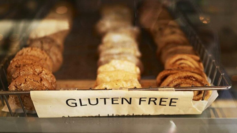 Gluten-free pastries are made without wheat and a number of other grains. JPM/Getty Images