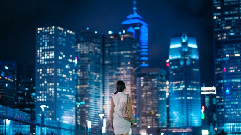 For the seventh year in a row, a report fubbed Hong Kong the city with the worst housing affordability. Yiu Yu Hoi/Getty Images