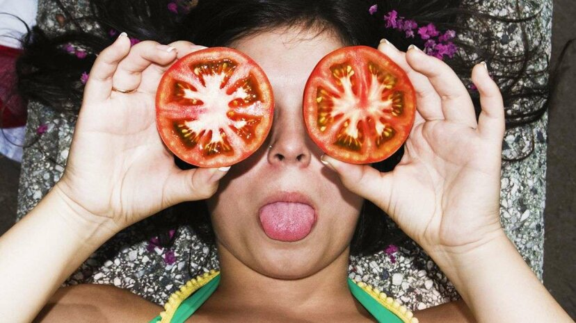 New research finds that tomato waste may be a promising source for electrical generation. Hans Neleman/Getty Images