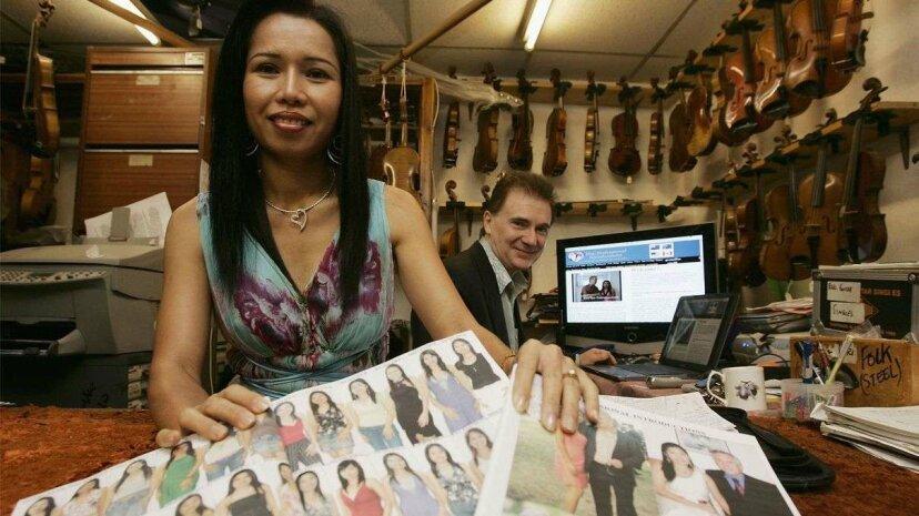 Explorando el mundo de los matrimonios por correo