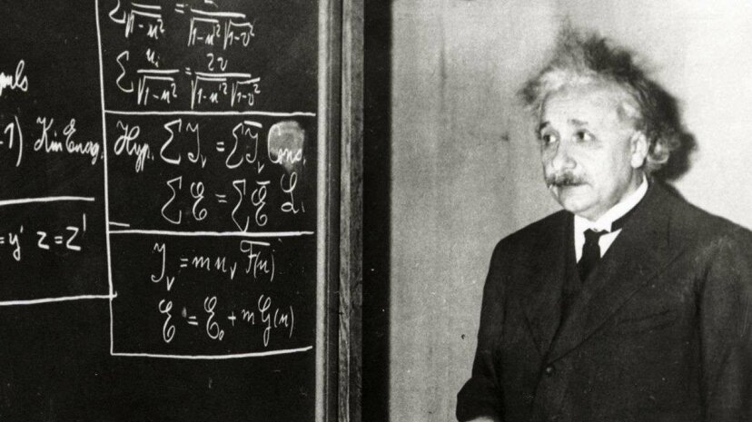 Science students who learned about the struggles of famous scientists rather than just their accomplishments performed better academically in a recent study. Science & Society Picture Library/Getty Images
