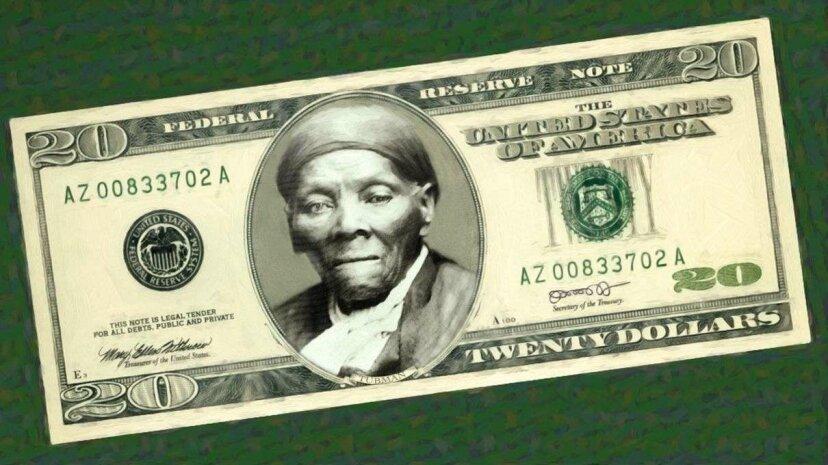 ハリエット・タブマンが20ドル紙幣でアンドリュー・ジャクソンに取って代わる