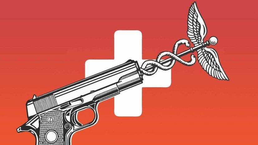 米国の医師は合法的に患者に銃の所有権について尋ねることができますか?