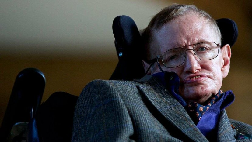 Cosmologist Stephen Hawking photographed in 2013. Andrew Cowie/AFP/Getty Images
