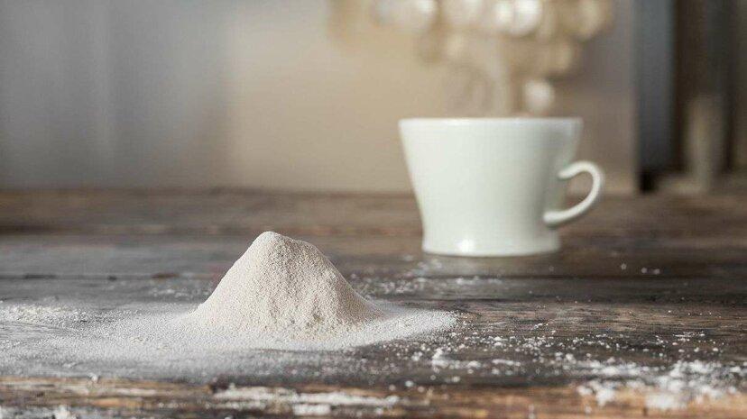 Eine Kaffeetasse aus der Asche Ihres geliebten Menschen