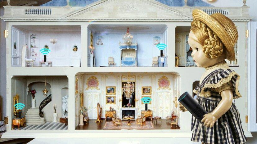 アレクサ、ドールハウスを買う!
