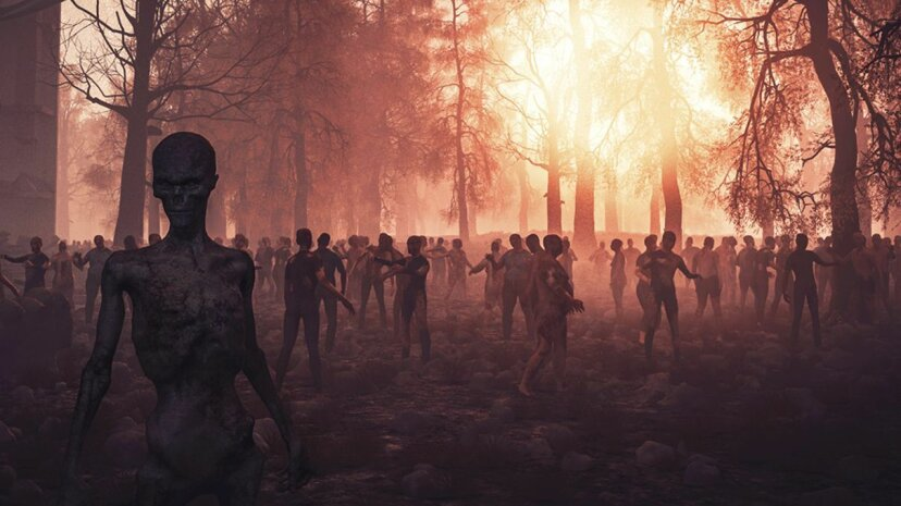 An obsession with the return of the undead isn't just a modern, pop-culture phenomenon, according to new archaeological research out of England. Matjaz Slanic/Getty Images