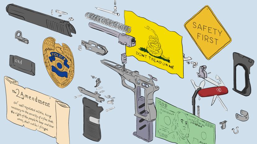 思考実験:銃のない世界はどのようになるでしょうか?