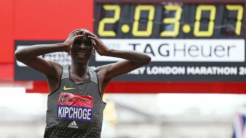 人間は2時間のマラソンの障壁を破ることができますか?