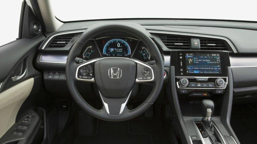 College-Student verwandelt seinen Honda Civic für 700 US-Dollar in ein selbstfahrendes Auto