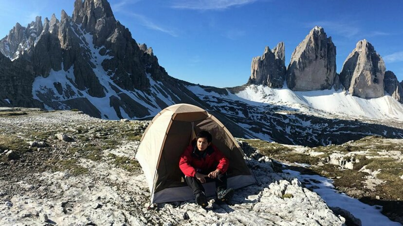 Verbringen Sie ein Wochenende mit Camping, um besser zu schlafen, sagt die Studie