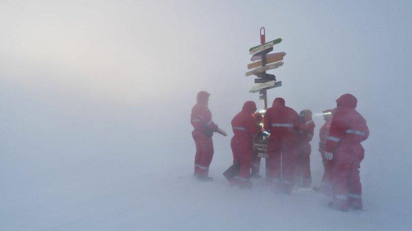 Los científicos revelan cómo es realmente vivir y trabajar en la Antártida