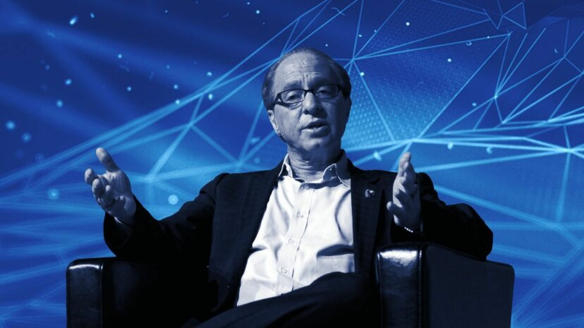 Futurist Ray Kurzweil predicted that the singularity will occur in 2045. That's just one of dozens of predictions he's made. Matjaz Slanic/Sean Mathis/WireImage/Getty