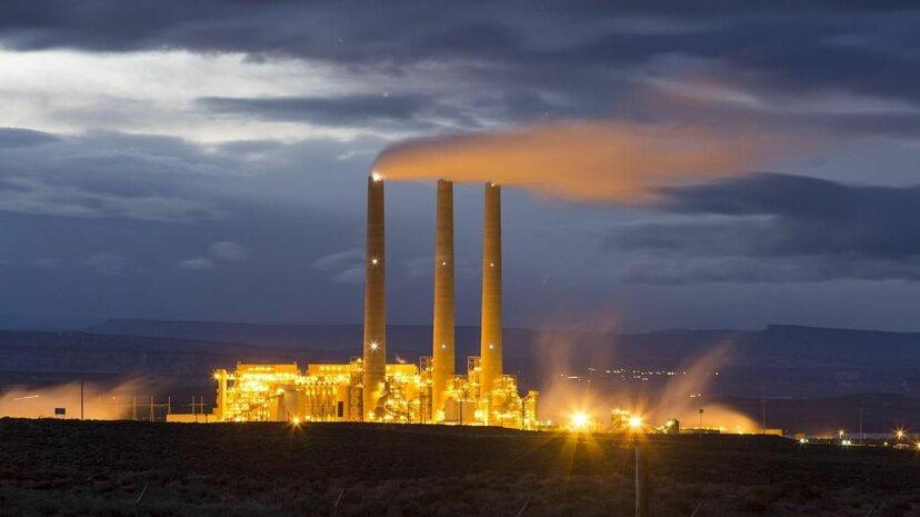 Dieses US-Kraftwerk zeigt, warum Kohle stirbt und kein Comeback erleben wird