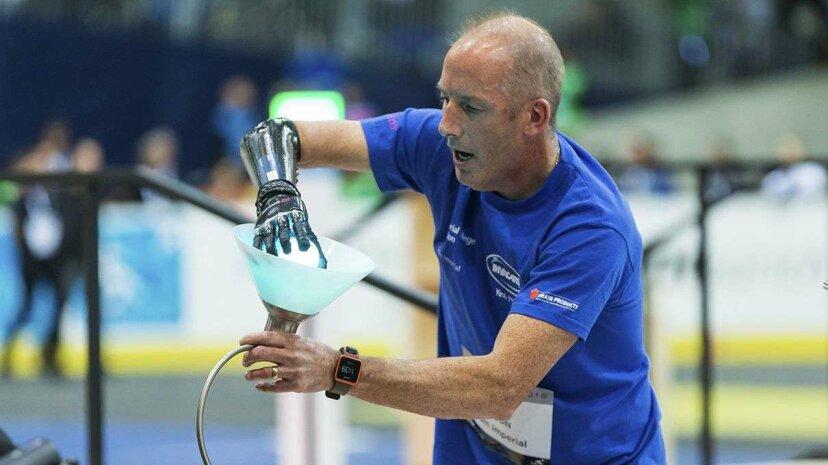 Switzerland: Athletes compete in first cybathlon championship Al Jazeera/English