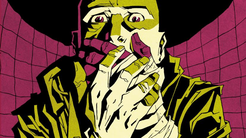 AfterShock:コミック本のスタートアップの人生の1年目