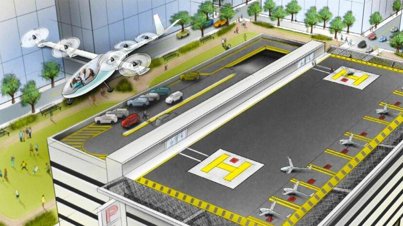 Ubers neuster Experte für fliegende Autos kommt von der NASA