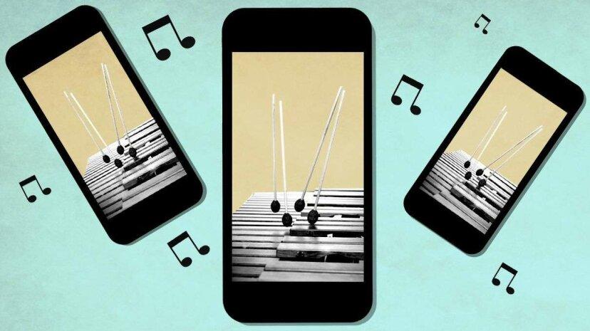 Der Ursprung des iPhone Marimba Klingeltons ist geheimnisvoll