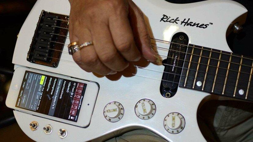 No más cuadernos: cómo las aplicaciones para teléfonos inteligentes ayudan a los compositores a crear música