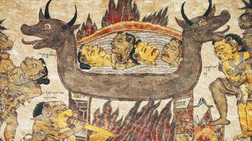 El canibalismo es más que solo personas que comen personas