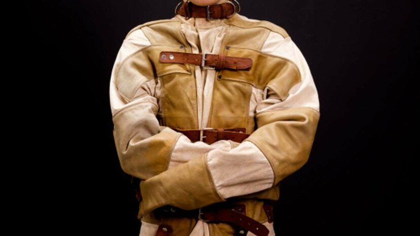 You're not likely to find straitjackets in modern mental health facilities as many have better tools now for keeping patients safe. Peter Dazeley/Photographer's Choice/Getty Images