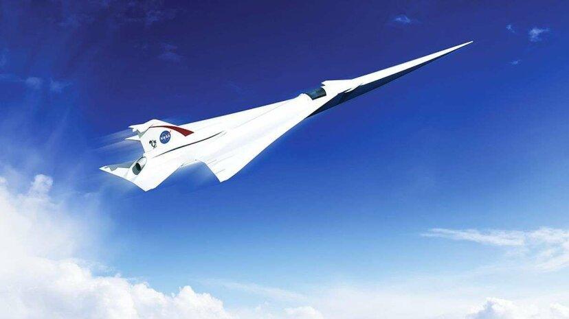 El objetivo de la NASA de aviones supersónicos libres de ese molesto boom sónico
