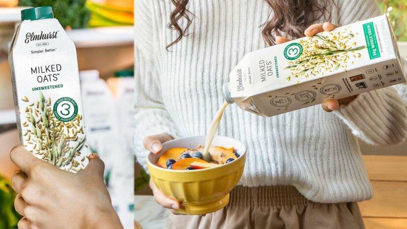 オーツ麦ミルクは本当に最高のミルクですか?