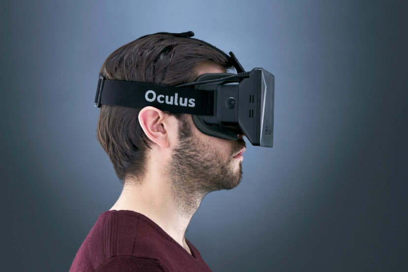 OculusRiftのしくみ